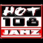 Hot108 logo