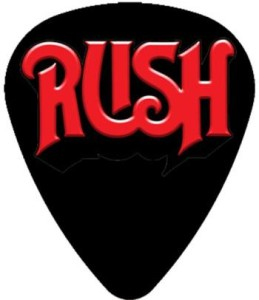 Rush radio logo